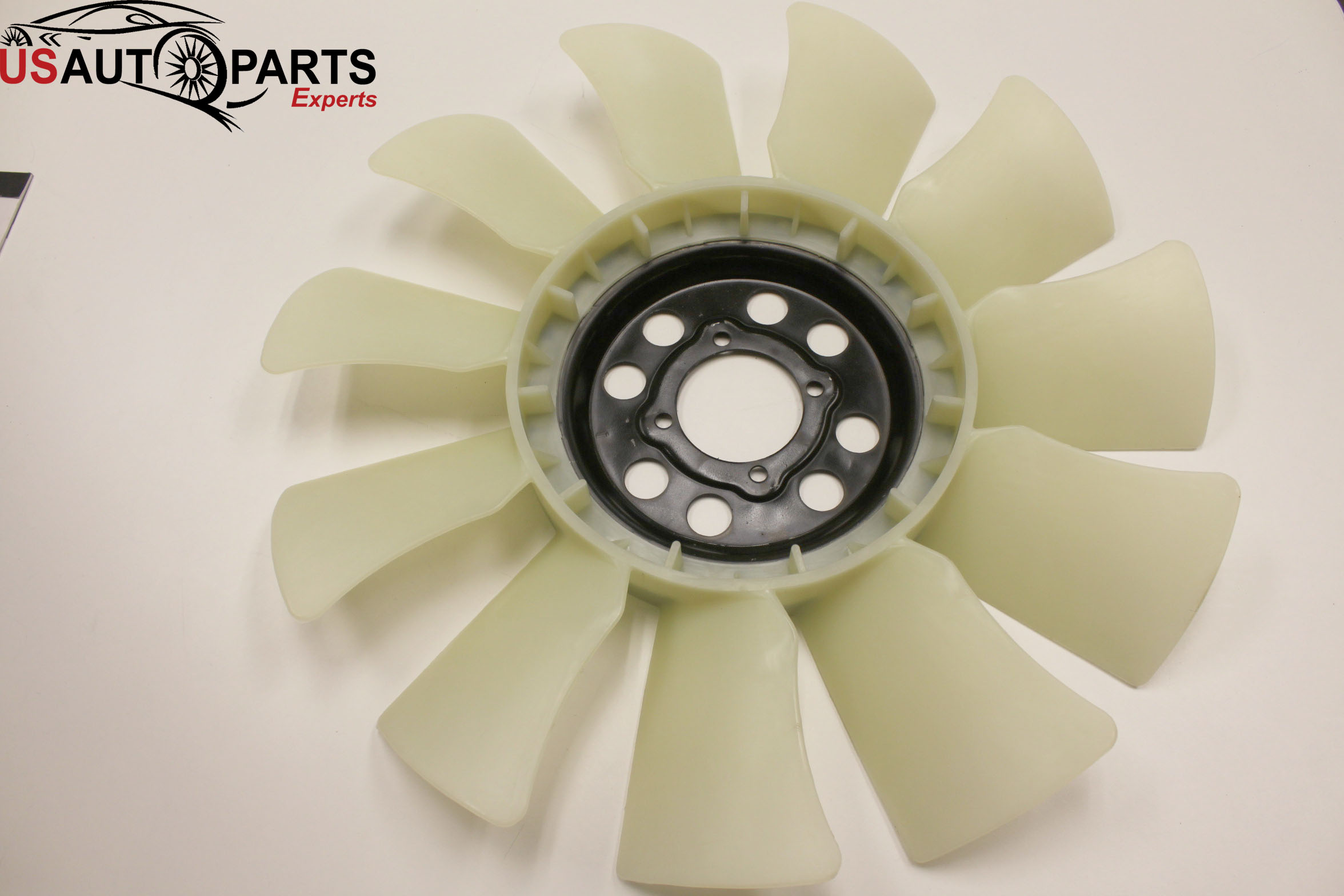 Engine Cooling Fan Blade fits 99-10 Ford F-350 Super Duty 6.8L-V10